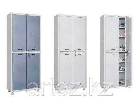 Медицинский шкаф HILFE МД 2 1670/SS, фото 2