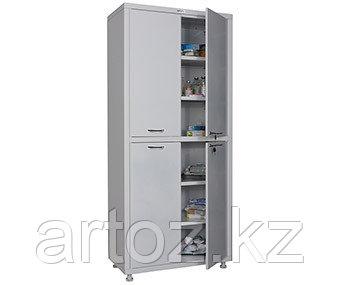Медицинский шкаф HILFE МД 2 1780/SS