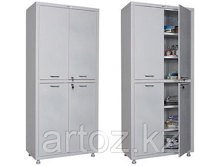 Медицинский шкаф HILFE МД 2 1780/SS, фото 2