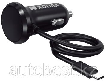 Автомобильное зарядное устройство KODAK для телефона/планшета, micro-USB, Quick Charge 3.0.