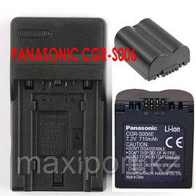 Зарядка panasonic cgr-s006