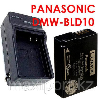 Зарядка panasonic lumix bld10 DMW-BLD10, фото 2