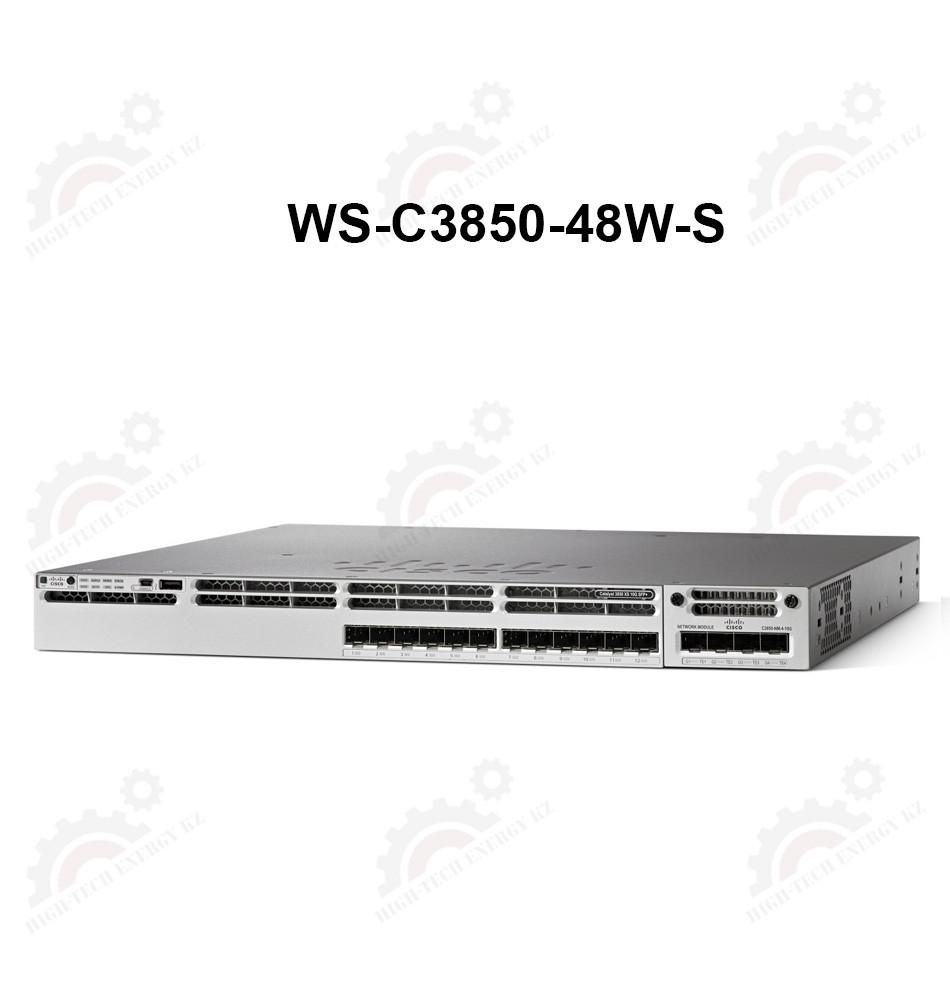 Cisco Catalyst 3850 48 Port PoE with 5 AP licenses IP Base