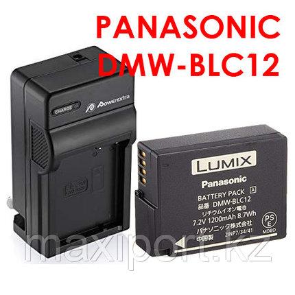 Зарядка panasonic lumix blc12 DMW-BLC12, фото 2