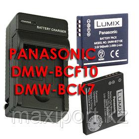 Зарядка panasonic lumix bcf10 bck7 DMW-BCF10 DMW-BCK7