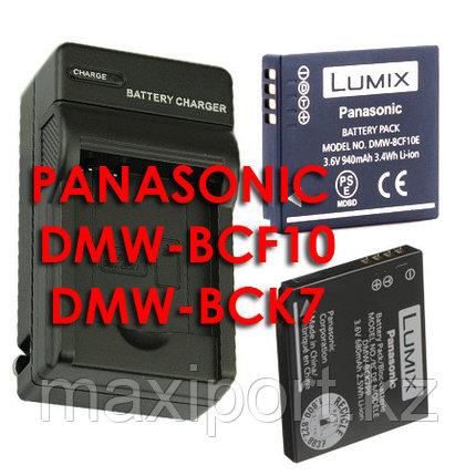 Зарядка panasonic lumix bcf10 bck7 DMW-BCF10 DMW-BCK7, фото 2