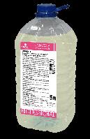 Cooky  E  гель  для мытья  посуды вручную. Без запаха. концентрат(1:100-1:250) 5 л. ПЭТ
