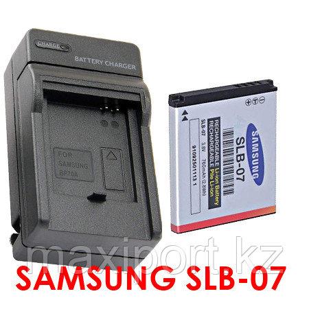 Зарядка samsung slb-07 SLB-07
