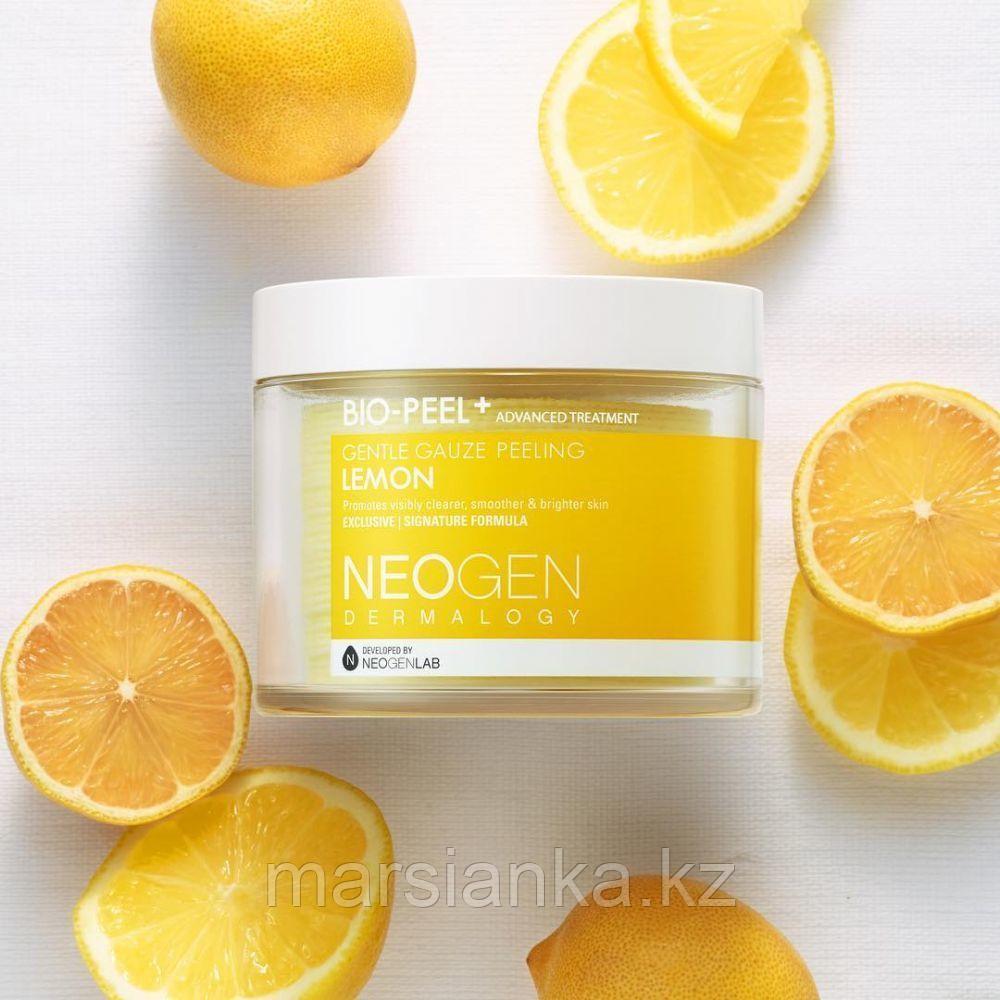 Био-пилинг NEOGEN Bio-peel gauze peeling lemon