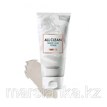 Пенка для умывания Heimish All Clean White Clay Foam