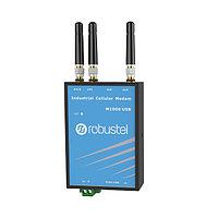 Robustel M1000-U4L,модем LTE, miniUSB, RS232/RS485, RTC,