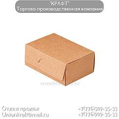Короб для суши, быстросборный 500 мл 120*85*50 (Eco Tabox New 500) DoEco (50/600)