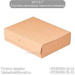 Короб для суши, быстросборный 1900мл 215*165*55 (Eco Tabox New 1900) DoEco (50/300)