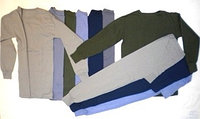 Нательное белье х/б с начесом  оптом (Underwear cotton with fleece)., фото 1