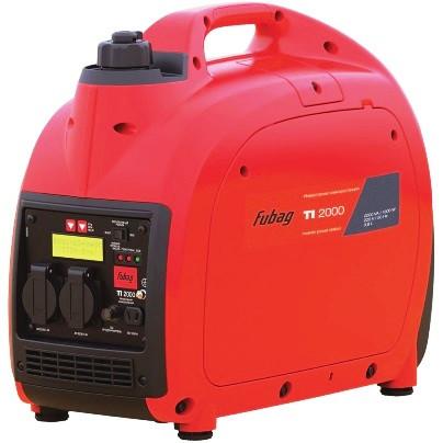 Генератор инверторный цифровой бензиновый TI 2000 2 кВт