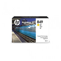 HP 849 400-ml Yel струйный картридж (1XB38A)