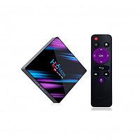 ANDROID TV BOX приставка - H96 MAX (4/32GB) 4Гб