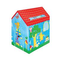 Детский игровой домик-палатка Bestway 52201 ( размеры 102 х 76 х 114 см ), фото 2