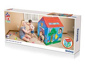 Детский игровой домик-палатка Bestway 52201 ( размеры 102 х 76 х 114 см ), фото 3