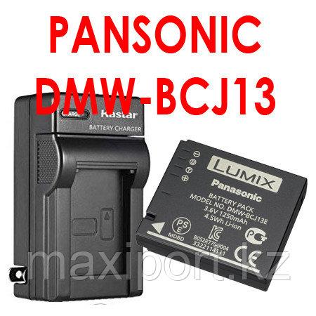 Зарядка panasonic lumix bcj13 DMW-BCJ13