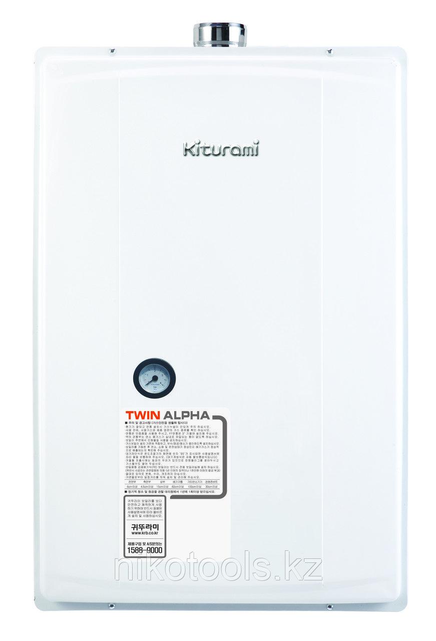 Настенный газовый котел Kiturami Twin Alpha 13R