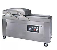 Напольная двухкамерная вакуум-упаковочная машина HVC-510S/2A (DZ-510/2SA)