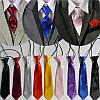 Галстуки разноцветные для взрослых и детей