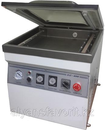 Настольная вакуум-упаковочная машина HVC-400T/2A (DZ-400/2T), фото 2