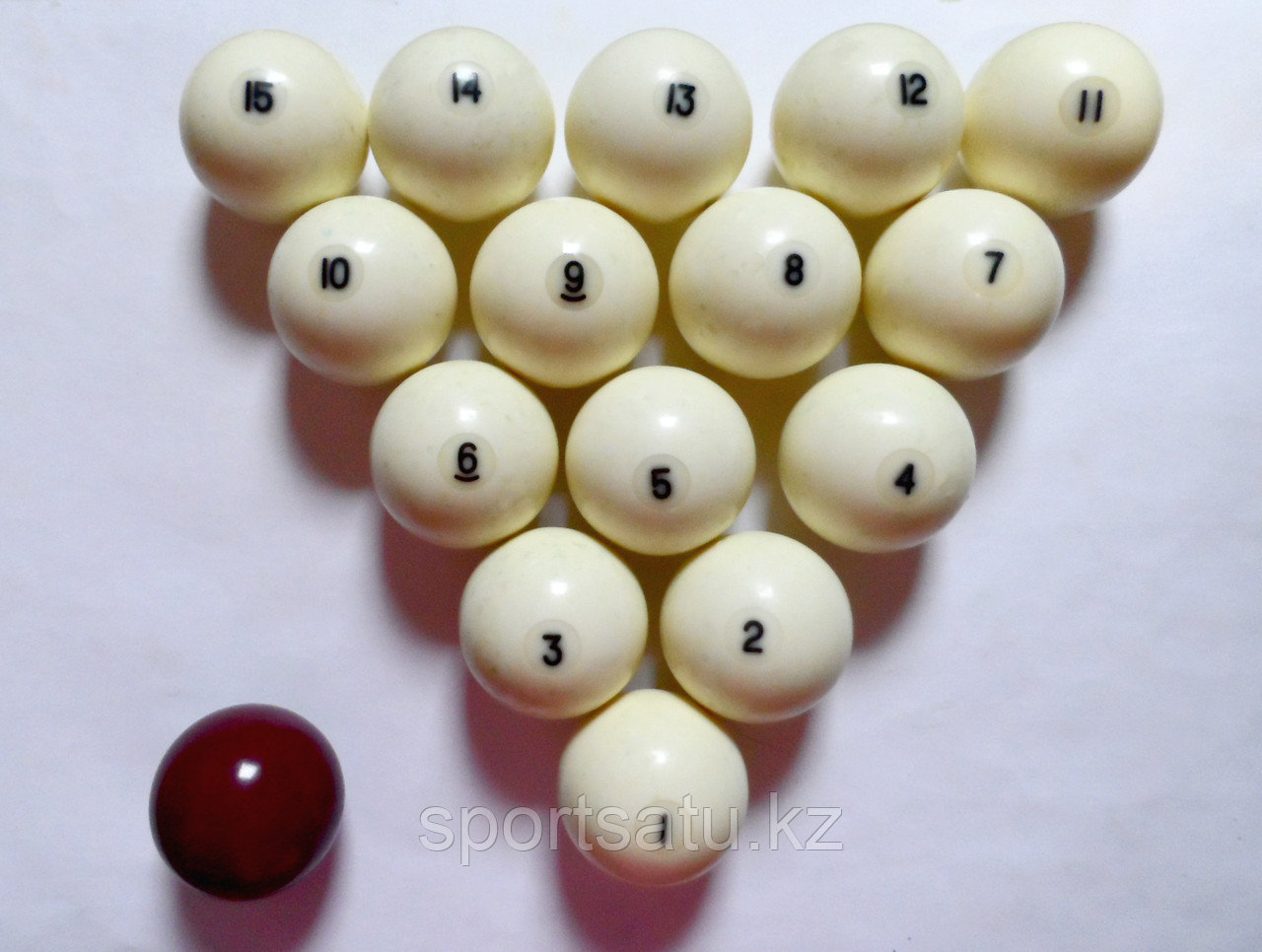 Бильярдные шары 6,9