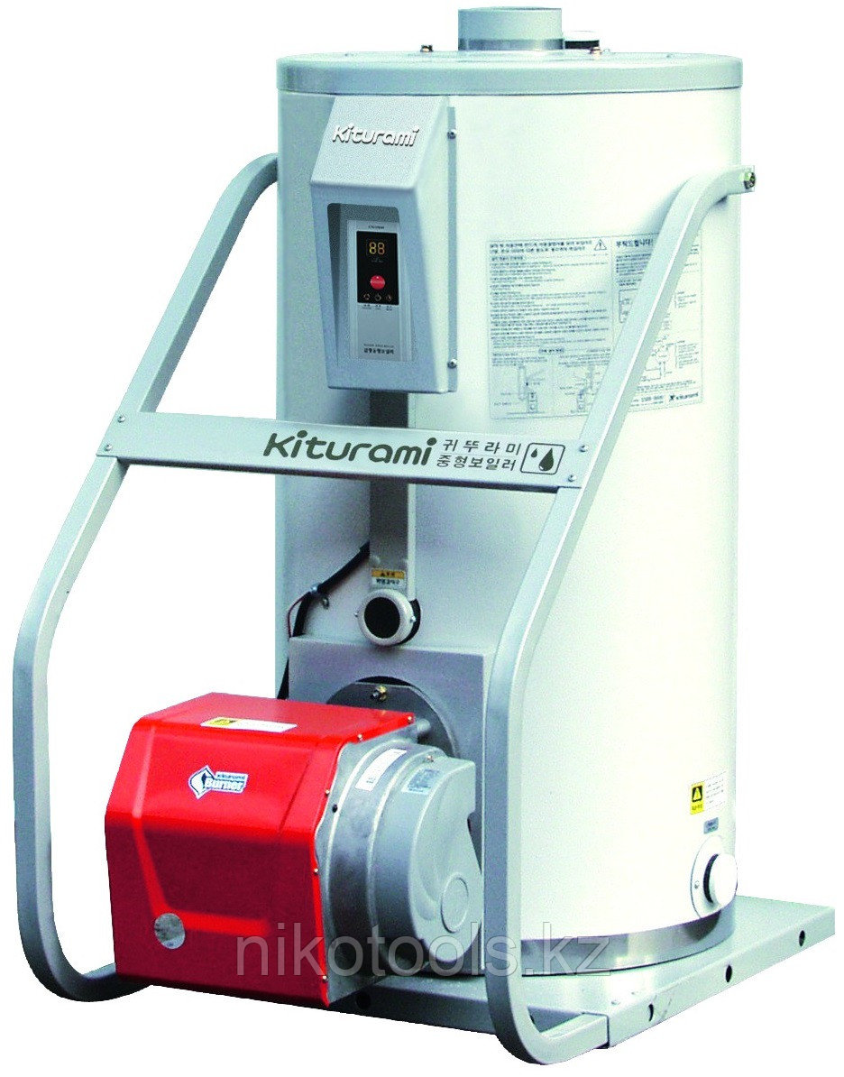 Напольный газовый котел Kiturami KSG-100R