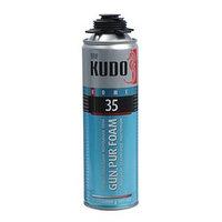 Монтажная пена KUDO HOME35, профессиональная, всесезонная, выход 35 л, 650 мл