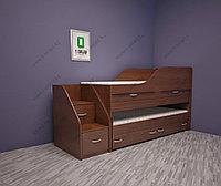 """Детская двухъярусная кровать """"Юниор"""""""