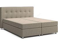 Кровать с матрасом на зависимых пружиннах Нелли Spring Box, фото 1