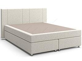 Кровать с матрасом на зависимых пружинах Фелиция Spring Box