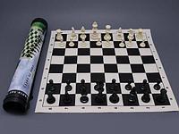 Шахматы в тубусе 36см