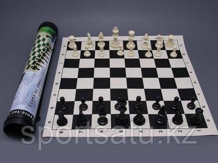 Шахматы в тубусе 52см