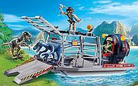 Конструктор для мальчиков Playmobil «Охота на динозавров»