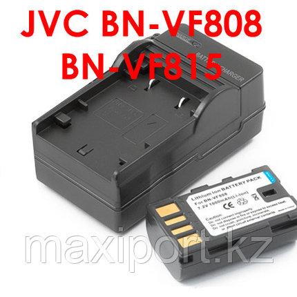 Зарядка jvc bn-vf808 BN-VF815 BN-VF823, фото 2