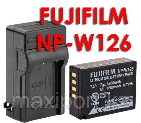 Зарядка fujifilm np-w126 NP-W126