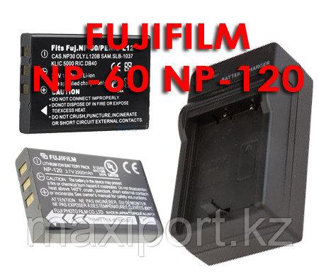 Зарядка fujifilm np-60 NP-60 NP-120, фото 2
