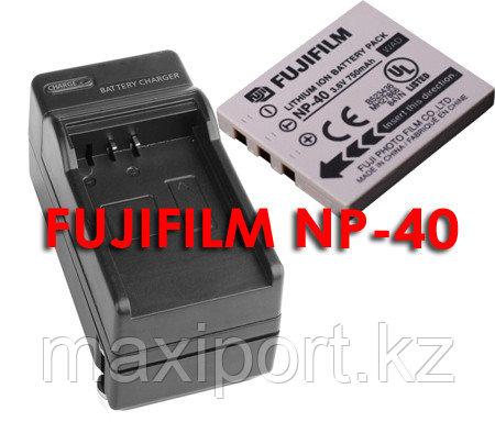 Зарядка Fujifilm np-40 NP-40, фото 2
