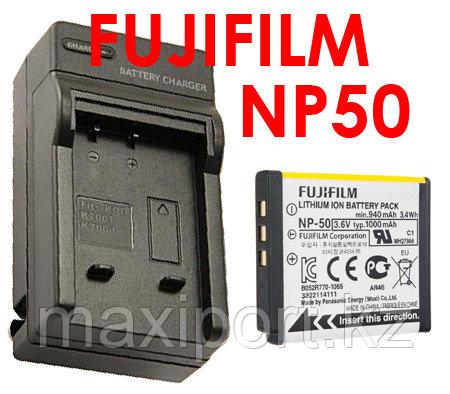Зарядка fujifilm np-50 NP-50, фото 2