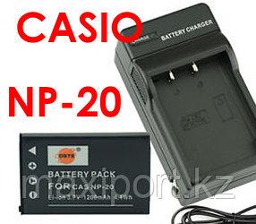Зарядка casio np-20 NP-20