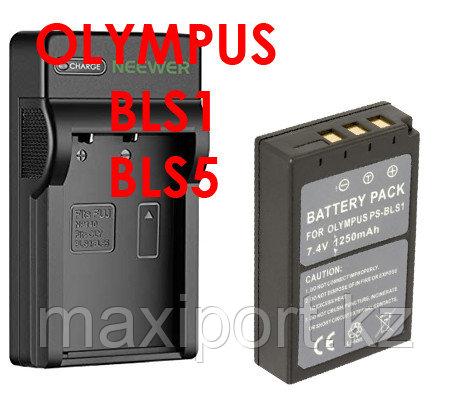 Зарядка olympus bls1 bls5 BLS1 BLS5, фото 2