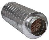Шумоглушитель  трубчатый круглый 100 - 980 серия 5.904 - 17, фото 8