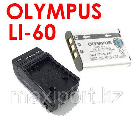 Зарядка olympus li60 LI-60, фото 2