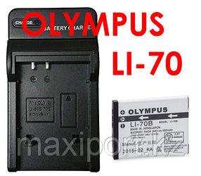 Зарядка olympus li70 LI-70B