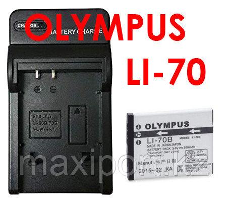 Зарядка olympus li70 LI-70B, фото 2