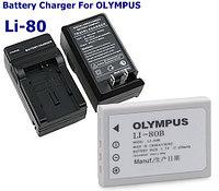 Зарядка olympus li80 LI-80