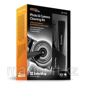 Чистящий набор ColorWay для фотоаппаратов и видеокамер, фото 2